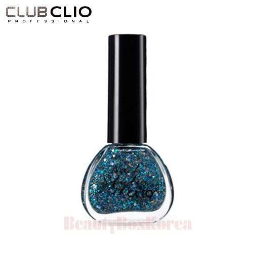 CLIO Nail Styler 13ml [Night View Glitter]
